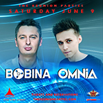 DJ Bobina and Omnia Party at Avalon!