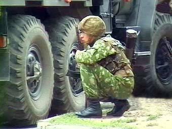 В Махачкале задержаны одиннадцать боевиков