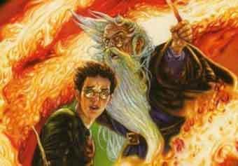 10.01.2006 Гарри Поттер стал самым продаваемым героем в США Книга