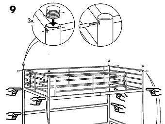 сборка мебели должностные инструкции